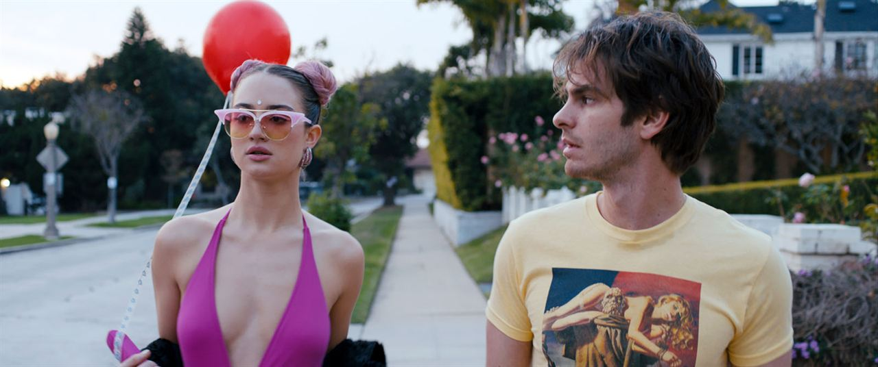 'Under the Silver Lake': Perdido en la ciudad [Sitges 2018]